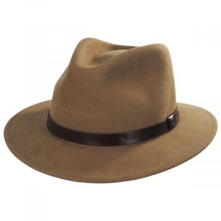 Messer Wool Felt Fedora Hat alternate view 25