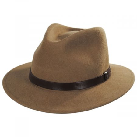 Messer Wool Felt Fedora Hat alternate view 38
