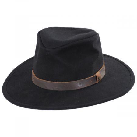 Thorpe II Cotton Fedora Hat alternate view 1