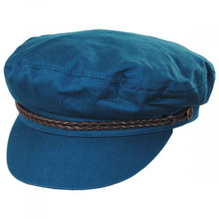 Ashland Herringbone Cotton Fiddler Cap alternate view 42