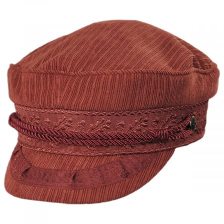 Albany Corduroy Fisherman's Cap alternate view 6