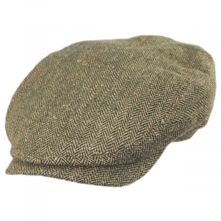 Herringbone Silk Ivy Cap alternate view 5