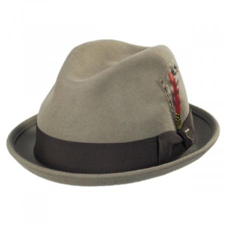 4f7f898b3 Gain Wool Felt Fedora Hat