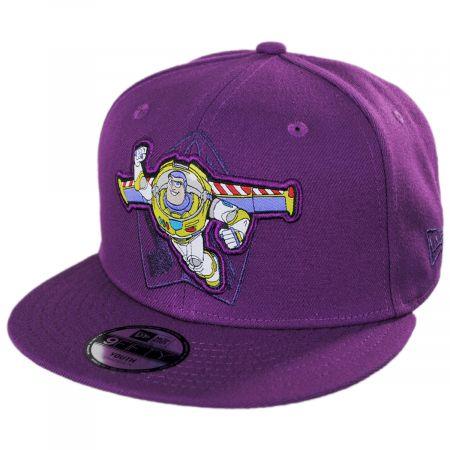 huge selection of 84cef aca7e Disney Toy Story Buzz Lightyear 9Fifty Youth Snapback Baseball Cap