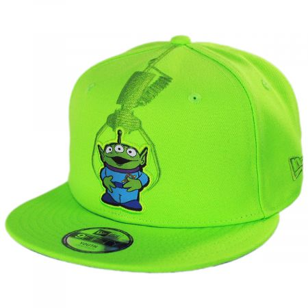 Toy Story Alien 9Fifty Youth Snapback Baseball Cap alternate view 1