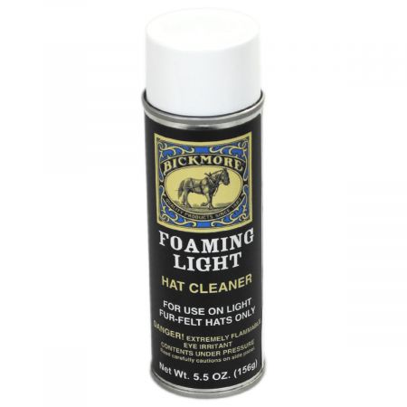 Bickmore Foaming Light Hat Cleaner Spray