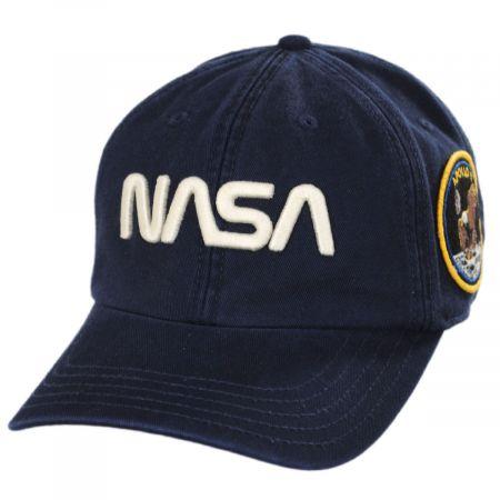 Hoover NASA Snapback Baseball Cap