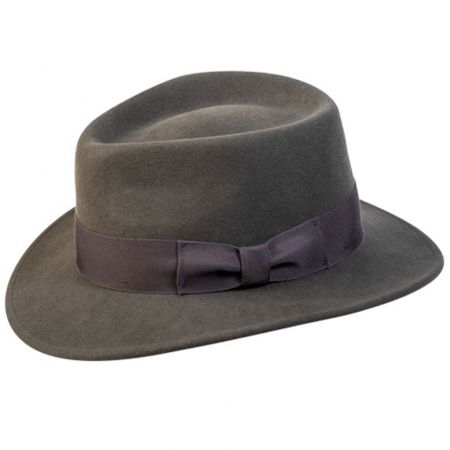 Robin Wool LiteFelt Fedora Hat alternate view 3