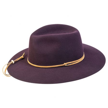 Logan Wool LiteFelt Aussie Fedora Hat alternate view 6