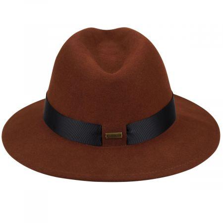 Betmar Sawyer Wool LiteFelt Fedora Hat