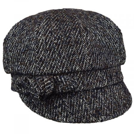 Adele Wool Blend Newsboy Cap alternate view 4