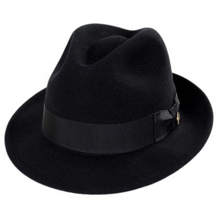 Rhineback Wool and Fur Blend Fedora Hat alternate view 25