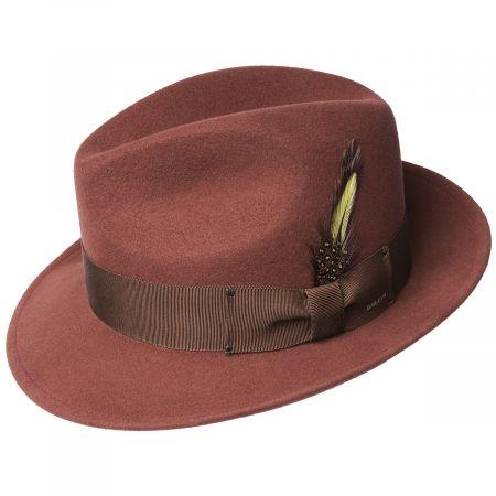 Blixen Wool LiteFelt Fedora Hat alternate view 10