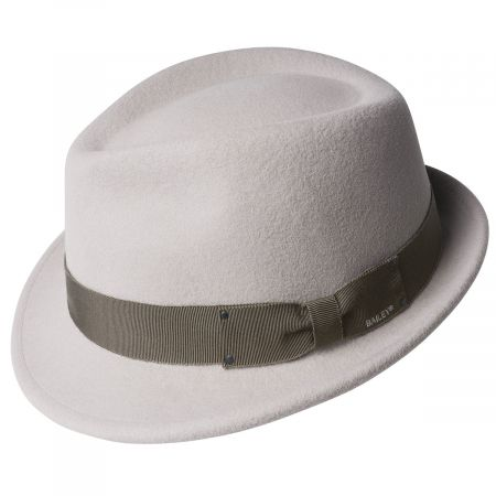 Wynn Wool Felt Fedora Hat alternate view 6