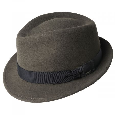Wynn Wool Felt Fedora Hat alternate view 10