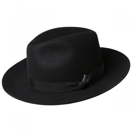 Ralat Superior Fur Felt Fedora Hat alternate view 3