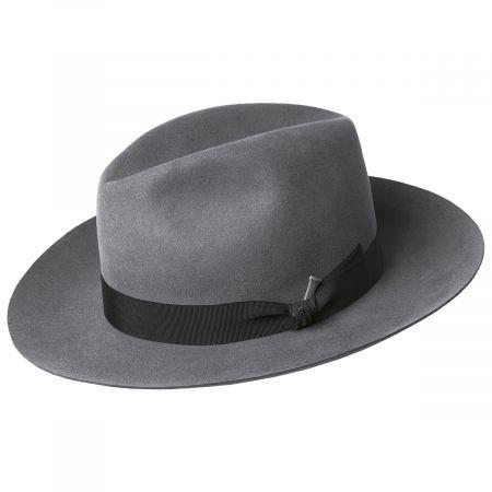 Bailey Ralat Superior Fur Felt Fedora Hat
