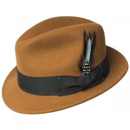 Tino Wool Felt Trilby Fedora Hat alternate view 13