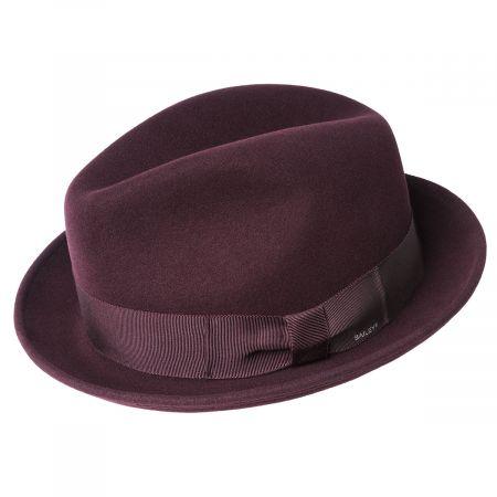 Bogan Elite Wool Felt Fedora Hat alternate view 21