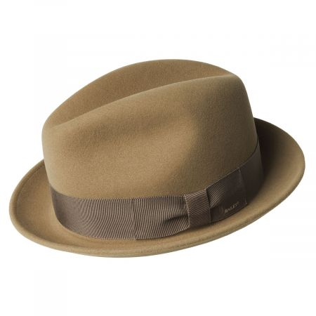 Bogan Elite Wool Felt Fedora Hat alternate view 2