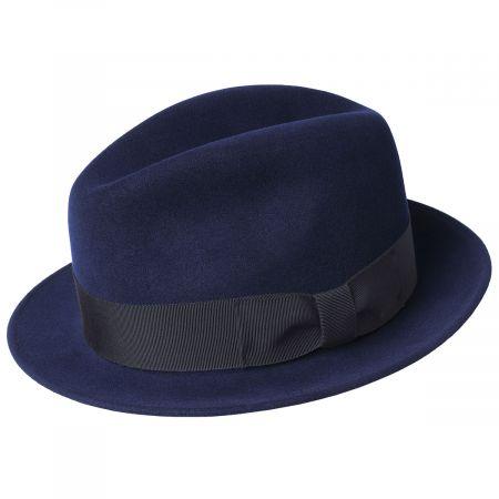 Bogan Elite Wool Felt Fedora Hat alternate view 13