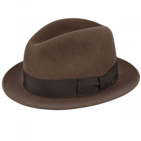 Bogan Elite Wool Felt Fedora Hat
