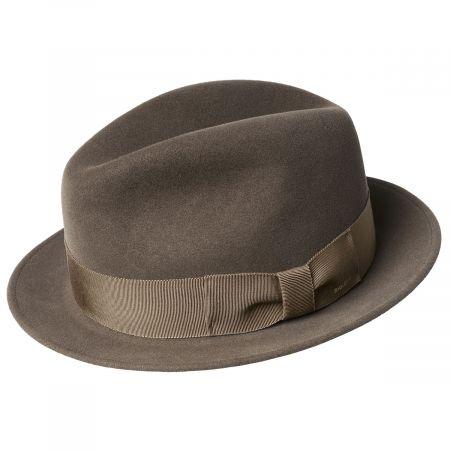 Bogan Elite Wool Felt Fedora Hat alternate view 14