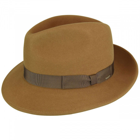 Winters Elite Wool Felt Fedora Hat alternate view 8