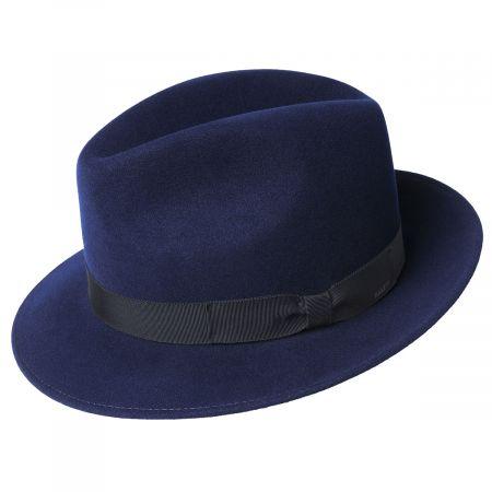 Winters Elite Wool Felt Fedora Hat alternate view 9
