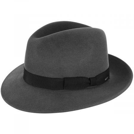 Winters Elite Wool Felt Fedora Hat alternate view 13