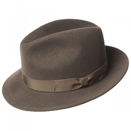 Winters Elite Wool Felt Fedora Hat alternate view 23