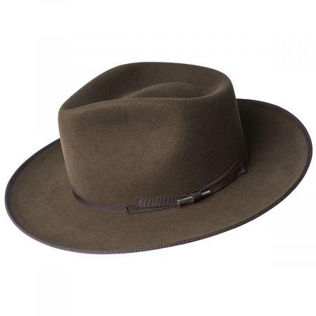 Colver Elite Wool Felt Fedora Hat