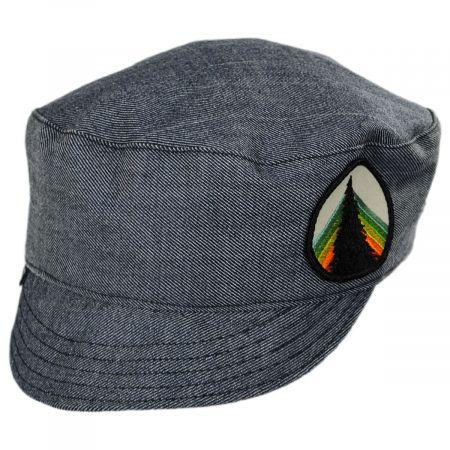 Flipside Bembe Peacekeeper Wool Cadet Cap