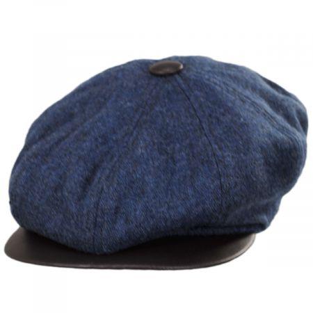 Ledge Wool Newsboy Cap