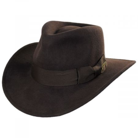 Indiana Jones Officially Licensed Wool Outback Hat
