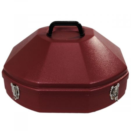 Hard Plastic Western Hat Can Carrier