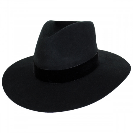 Benson Tri Wool Felt Fedora Hat