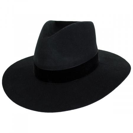 Benson Tri Wool Felt Fedora Hat alternate view 7