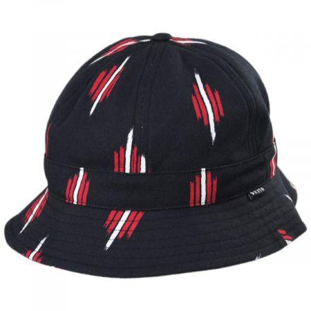 Banks II Cotton Bucket Hat