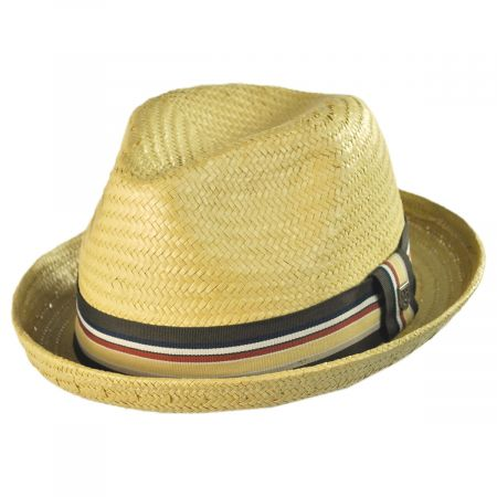 Castor Toyo Straw Fedora Hat alternate view 7