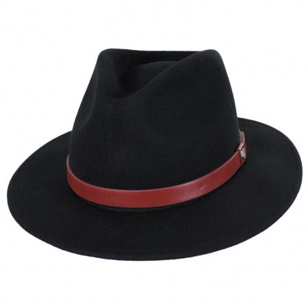 Messer Wool Felt Fedora Hat alternate view 8