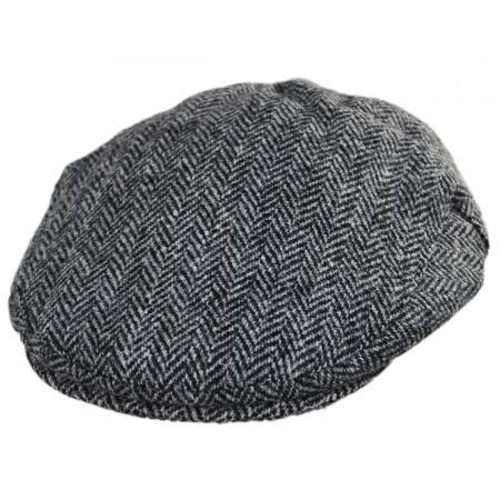 Kinloch Harris Tweed Wool Ivy Cap alternate view 9