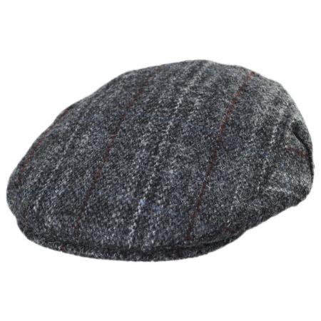 Jaxon & James Loch Alsh Harris Tweed Wool Ivy Cap
