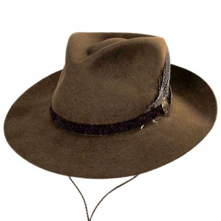 Stetson Trailblazer Wool Felt Aussie Hat