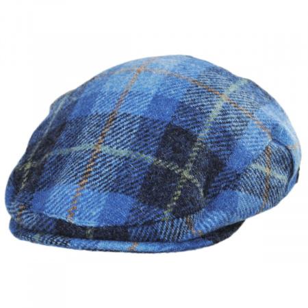 B2B Jaxon & James Bay River Harris Tweed Wool Ivy Cap