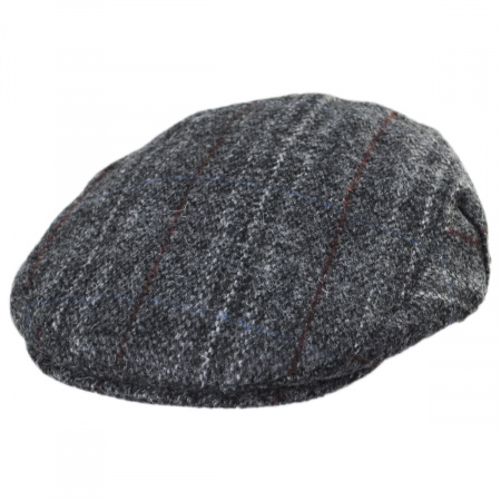 B2B Jaxon & James Loch Alsh Harris Tweed Wool Ivy Cap