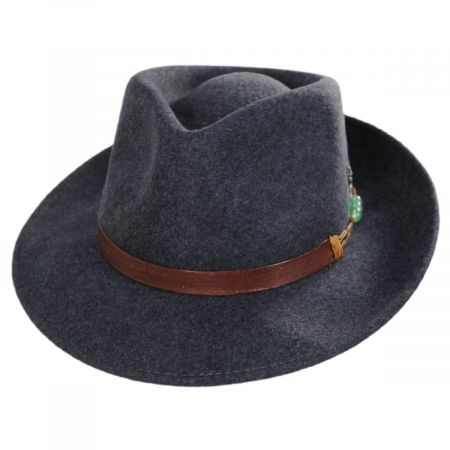 Elements Wool Fedora Hat