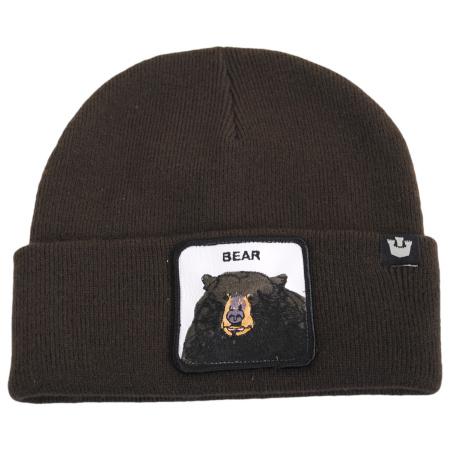 Cave Boy Beanie Hat