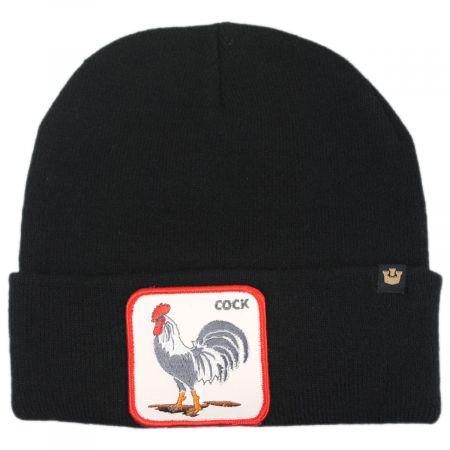 Winter Bird Beanie Hat alternate view 1