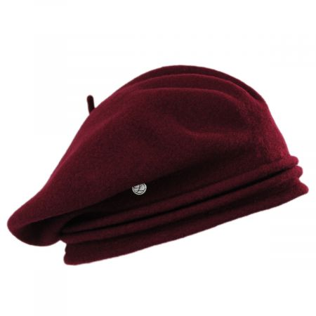 Chopin Wool Beret alternate view 4